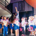 Estudantes da Educação Infantil vão ao Museu do Universo