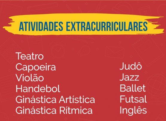 Atividades Extracurriculares 2020