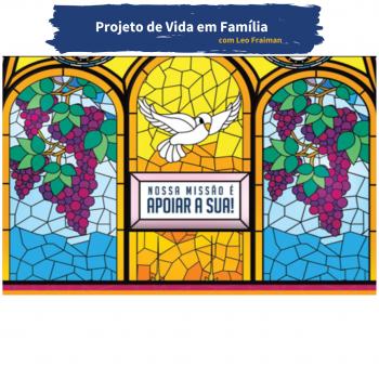 Palestra com Leo Fraiman - Projeto de Vida em família